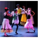 ballet infantil masculino valor Campo Grande