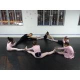 ballet infantil para iniciantes Rio Bonito