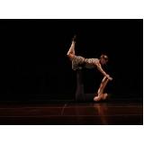 dança contemporânea casal Cursino