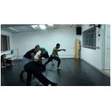 dança contemporânea aula