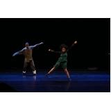 dança contemporânea casal