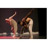 dança contemporânea dupla