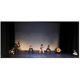 dança contemporânea escola