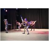 dança contemporânea iniciante