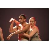 dança contemporânea duo preço Água Espraiada
