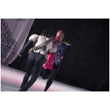 dança contemporânea homens valores Santo Amaro