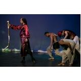 dança contemporânea homens M'Boi Mirim