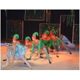 dança contemporânea infantil preço Pedreira
