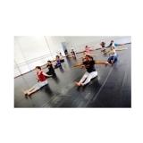 dança contemporânea iniciante preço Socorro