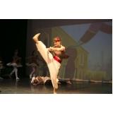 dança contemporânea masculina preço Campo Limpo