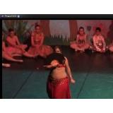 dança do ventre aula iniciante preço Cursino