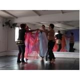dança do ventre aula preço Cidade Ademar