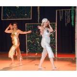 dança do ventre clássica aulas Campo Grande