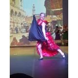 Dança do Ventre Aula Iniciante