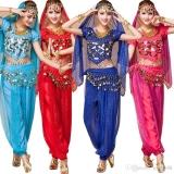 dança do ventre de vestido