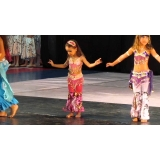 dança do ventre infantil Grajau