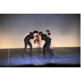 danças contemporâneasescola Rio Bonito