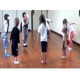 danças contemporâneasinfantil Socorro