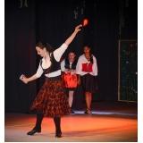 danças contemporâneassolo Nova Piraju
