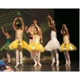 escola de ballet infantil Nova Piraju