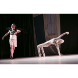 escola de dança contemporânea casal Cidade Ademar