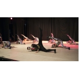 escola de dança contemporânea escola Fazenda Morumbi