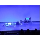 escola de dança contemporânea moderna Nova Piraju