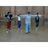 fazer aula de hip hop infantil Pedreira