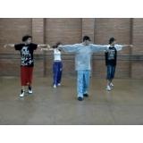 fazer aula de hip hop infantil Ibirapuera