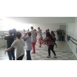 fazer aula de hip hop para criança Aeroporto
