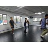 fazer aula de hip hop Vila Alexandria