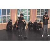 fazer hip hop para infantil iniciante Água Funda