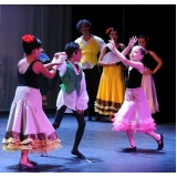 onde encontrar ballet infantil iniciante Jardim Santa Helena