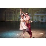 onde encontro aula de ballet avançado Água Funda