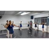 onde encontro aula de ballet básico Água Funda