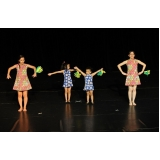 onde encontro aula de ballet clássico infantil Campo Grande