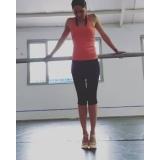 onde encontro aula de ballet completa Santo Amaro