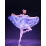 onde encontro aula de ballet moderno Vila Clementina