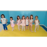 onde encontro aula de ballet russo para criança Ipiranga