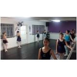 onde encontro aula de ballet russo Zona Sul