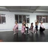 onde encontro ballet infantil para criança Cidade Jardim