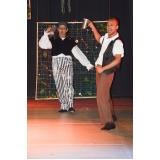 onde encontro dança contemporânea dupla Alvarenga