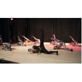 onde encontro dança contemporânea escola Vila Clementino
