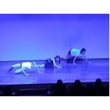 onde encontro dança contemporânea moderna Cursino