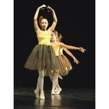 onde fazer aula de ballet infantil iniciante Água Funda