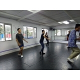 onde fazer aula de dança hip hop iniciantes Vila Marcelo