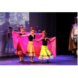 onde fazer ballet infantil iniciante Nova Piraju
