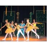 onde fazer ballet infantil masculino Jardim Monte Verde