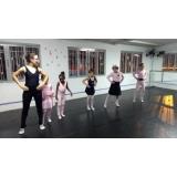 onde fazer ballet infantil para iniciantes Aeroporto