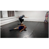 onde tem dança contemporânea aula Santo Amaro